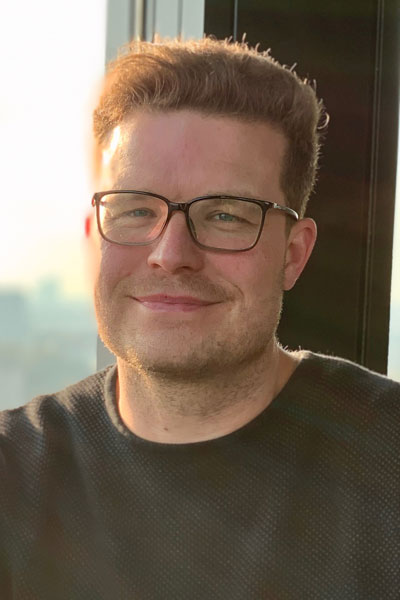 Jörg Domkowsky | Geschäftsführer