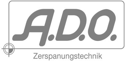 A.D.O. Logo grey